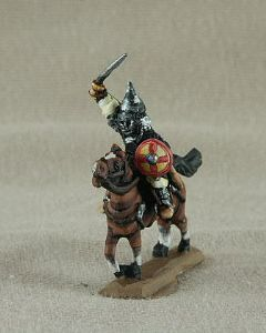 BYC07 Mounted Cuman Noble